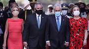Alberto Fernández visita a Piñera para profundizar la relación comercial con Chile