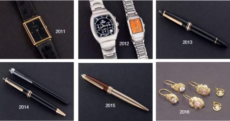 9318f646a3a8 Madrid subasta 1.303 objetos de lujo perdidos a precio de ganga  relojes