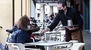 La hostelería aumenta su facturación por primera vez en un año