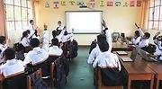 Unos 100 mil alumnos serán cambiados de colegios por el pago de las pensiones