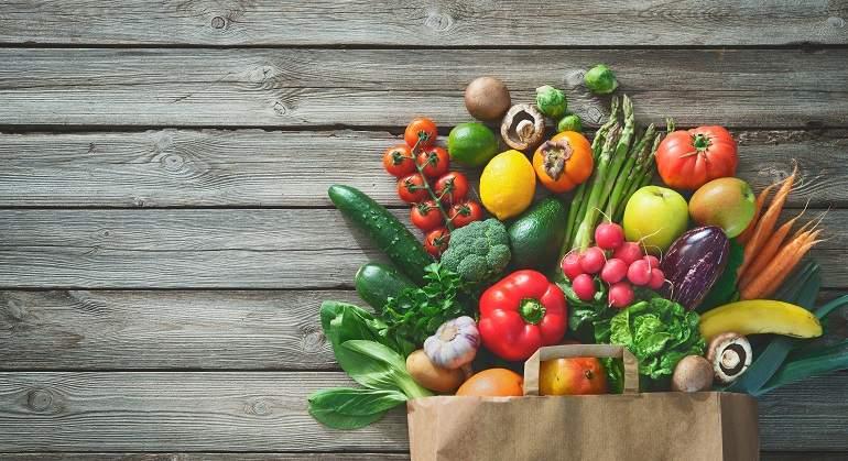 Así de irreconocibles eran las frutas y verduras antes de que las  modificáramos genéticamente - EcoDiario.es
