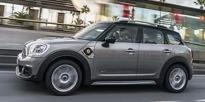 A los mandos del Mini Cooper S E Countryman ALL4: ¿el Mini total?