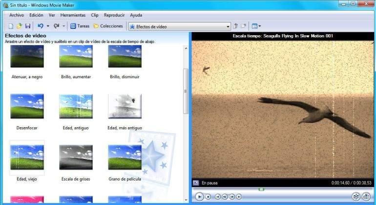 descargar editor de video windows movie maker