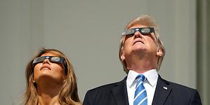 Trump quiere enviar una misión tripulada a la Luna