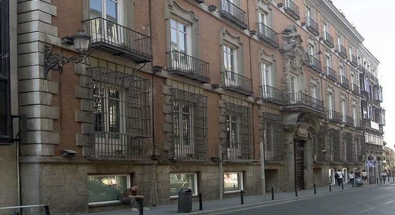 refugiados sistema Mayor  Mutua vende el Palacio de Miraflores, sede de Nike en Madrid, por 60  millones - elEconomista.es