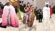Desde Serena Williams a Virgil Abloh: los peores vestidos de la Gala MET 2021