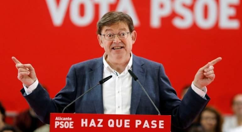 Ximo Puig propone un plan con cinco millones de euros para la desestacionalización del turismo