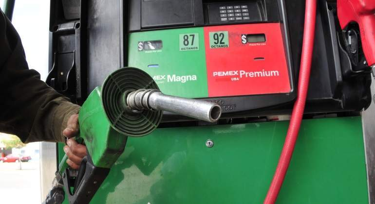 621a0d850c6e Precios de combustibles de referencia internacional subieron hoy entre  1