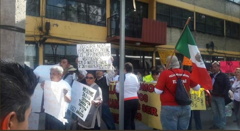 Con marcha, damnificados del 19-S exigirán agilizar reconstrucción