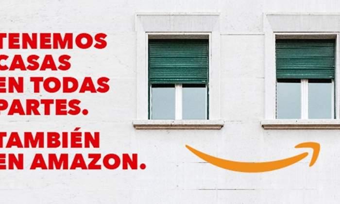 El ladrillo llega a Amazon: Altamira venderá viviendas a través de esta plataforma online