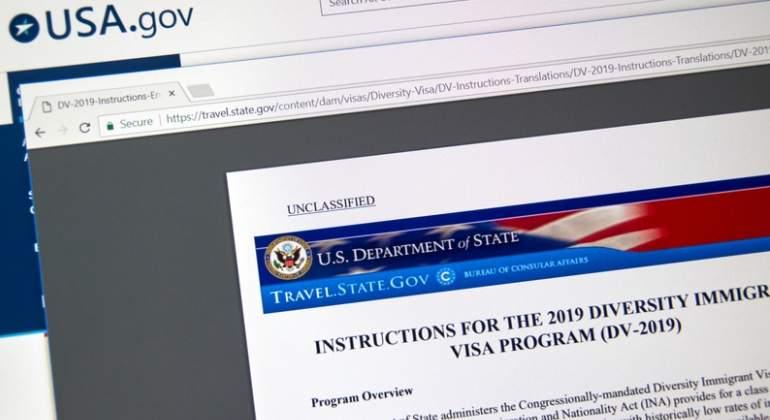 Diversity Visa: así funciona la lotería de visados para vivir en ...