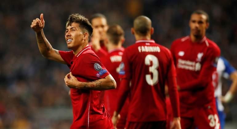 El Liverpool Arrolla Al Oporto Y Pasa A Semifinales De Champions League Los De Klopp Con Goles De Mane Salah Firmino Y Van Dijk Se Citan Con El