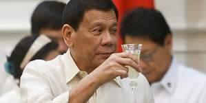 Duterte matará a su hijo si se prueba que trafica con drogas