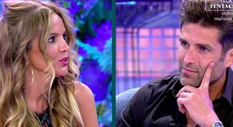 ¿Sexo sin amor? Efrén Reyero confiesa que no está enamorado de Marta López