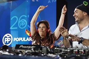 Soraya, DJ con La Gozadera