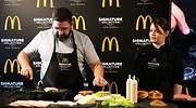 El chef tres estrella Michelin Dani García:McDonalds también hace gastronomía