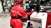 Telepizza finaliza su colaboración con Madrid para repartir menús escolares
