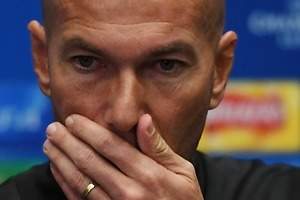 Zidane tira la toalla: se irá del club