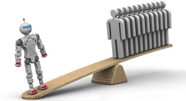 robot-empleo-balanza-dreamstime.jpg