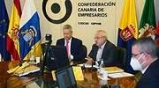 La Patronal de Canarias tilda de errática la respuesta de Exteriores y Sanidad por el bloqueo de Londres