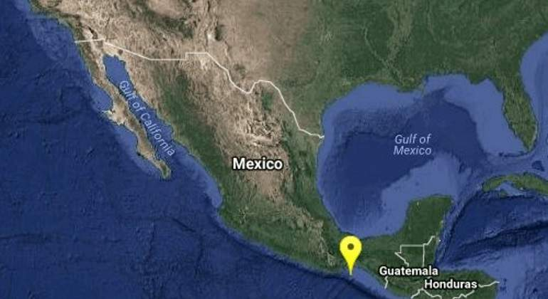 Sismo de 5.5 grados remece Salina Cruz, Oaxaca