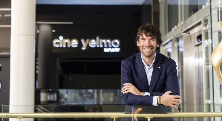 Fernando évole Country Manager De Cine Yelmo La Cartelera Es Un Factor Clave Para Fomentar Una Mayor Asistencia Al Cine Eleconomista Es