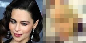 Sorprendente y aplaudido cambio de Emilia Clarke