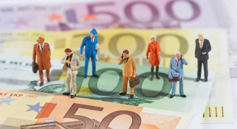 euros personas