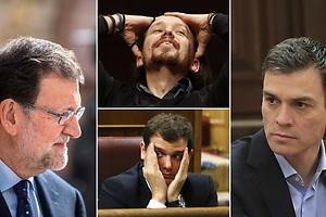 Mariano Rajoy, el rompe-partidos