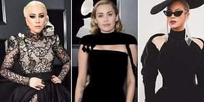 Lady Gaga, Cyrus y Beyoncé: de luto en los Grammy