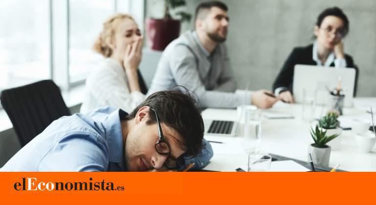 La sangría de reunirse en el trabajo: cuándo es beneficioso y cuándo estás perdiendo el tiempo