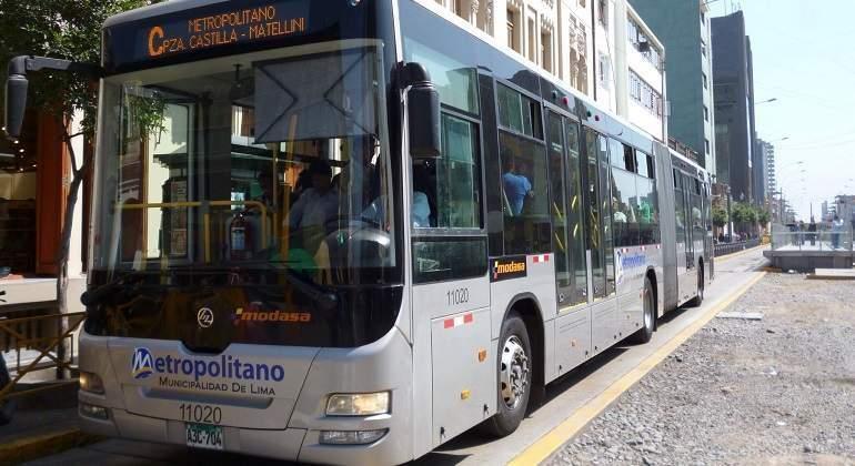 Transporte público y delivery podrán funcionar el domingo en Lima y Callao - elEconomistaAmérica (Perú)
