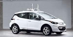 General Motors probará sus coches autónomos en Nueva York en 2018