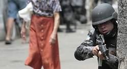Las balas perdidas en Río de Janeiro: víctimas inocentes