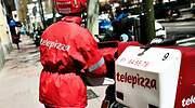 Telepizza pierde 19,6 millones en el primer semestre, un 36% menos