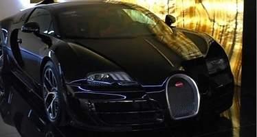 Así es el Bugatti Veyron de 1.000 CV que se ha comprado Cristiano Ronaldo