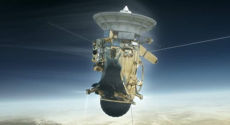 Adiós a la sonda Cassini tras 20 años de servicio