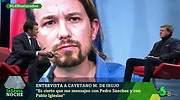Cayetano Martínez de Irujo: los mensajes que intercambia con Sánchez y Pablo Iglesias