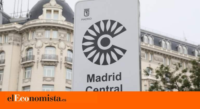 Madrid Central: así son las sanciones por circular sin permiso por el centro de Madrid