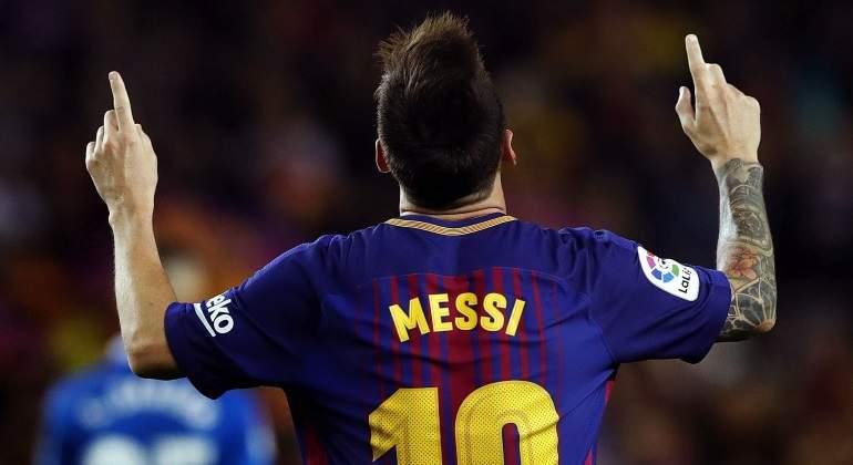 Messi sigue haciendo historia y alcanza los 400 goles en Liga con el Barcelona