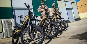 La moto-bike eléctrica de Bultaco llega al ejército español