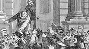 Trenes, sobornos... así se fraguó el primer Jueves Negro en 1873