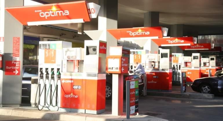 Cepsa se lleva la compra colectiva de carburantes  de la OCU