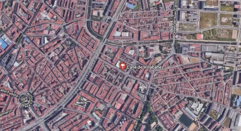 Atropella a un anciano, se da a la fuga y le interceptan sin seguro y sin ITV en Valladolid