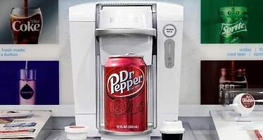 Keurig Green Mountain anuncia la compra de Dr Pepper Snapple: ¿se atreverá con el refresco de café?