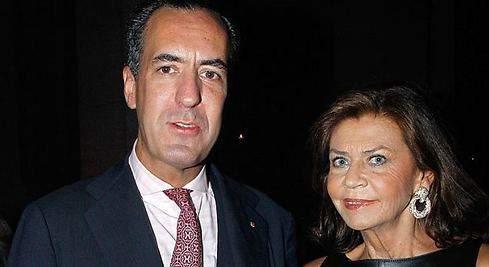 Jaime de Marichalar ejerce en París de ejecutivo de Loewe, la empresa de lujo que da trabajo a españoles