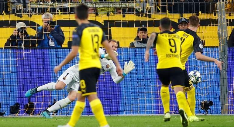 Ter Stegen se reivindica ante Alemania para salvar un punto en el regreso de Messi al Barcelona
