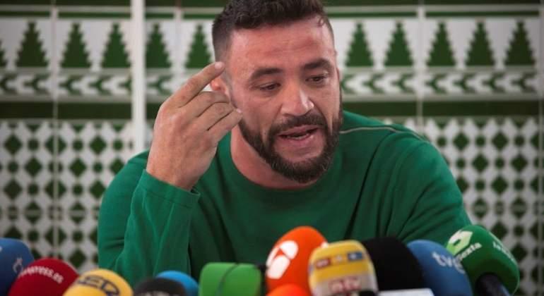 David Serrano, pareja de la prima del padre de Julen y propietario de la finca de Totalán