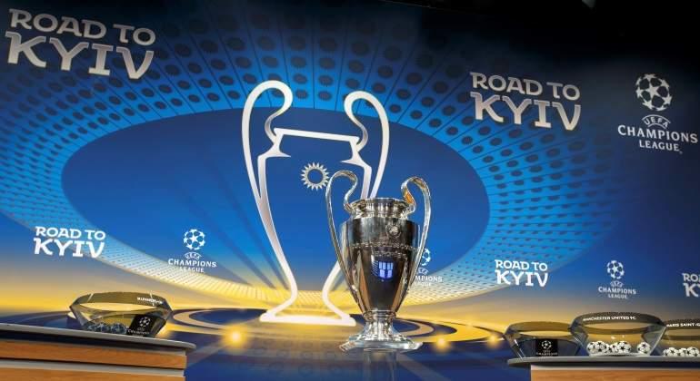Así queda el bombo del sorteo de cuartos de final de Champions ...