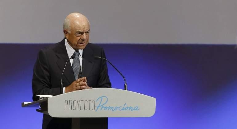 El juez imputa al expresidente de BBVA, Francisco González, por cohecho y revelación de secretos